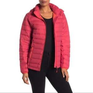 Gerry Miriam Puffer Jacket in Sweetheart Sz Small
